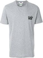 MSGM x Diadora logo print T-shirt - men - Cotton - S