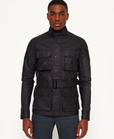 Superdry Leading Slick Wax Jacket