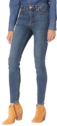 Wrangler Retro High-Rise Skinny Jeans (Leah) Women's Jeans