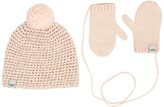 UGG Hat and Mitten Boxed Set (Toddler/Little Kids)