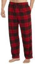 Polo Ralph Lauren Red Derby Plaid Flannel Pajama Pants