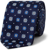 Eton Floral/Spot Tie