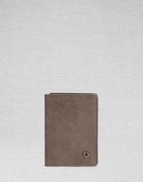 Belstaff Citymaster Card Case Black