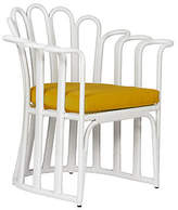 David Francis Furniture Calla Outdoor Accent Chair - Sunflower