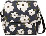 Petunia Pickle Bottom Boxy Backpack Diaper Bag in Fields of Featherstone