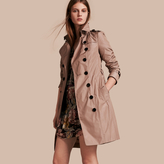 Burberry Long Technical Trench Coat