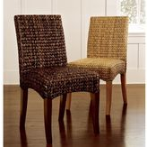 Pottery Barn Seagrass Side Chair