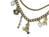 Oasis Layered Charm Necklace