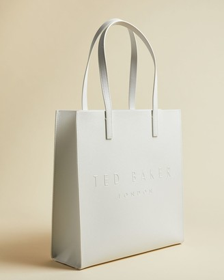 Ted Baker Perforated Large Icon Bag