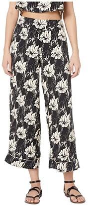 O'Neill Typhoon Pants (Black) Women's Casual Pants