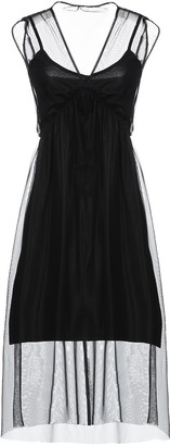 Roberto Collina Knee-length dresses