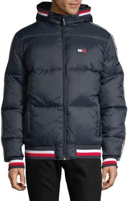 Tommy Hilfiger Quilted Hooded Puffer Jacket