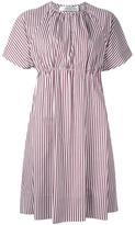 Victoria Victoria Beckham - flared dress - women - Cotton/Polyamide/Spandex/Elastane/Zamak - 38