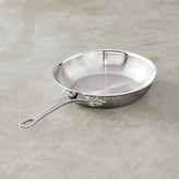 Ruffoni Omegna Hammered Stainless-Steel Fry Pan