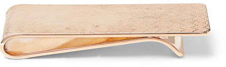 Kingsman Deakin & Francis Engraved Rose-Gold Plated Money Clip - Men - Rose gold