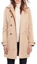 Lauren Ralph Lauren 'Balmacaan' Raincoat