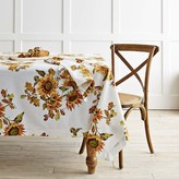 Sunflower Print Tablecloth
