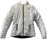 K-Way White Jacket for Women