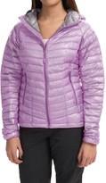 Mountain Hardwear Ghost Whisperer Q.Shield® Down Hooded Jacket - 800 Fill Power (For Women)