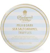 Charbonnel et Walker Milk and Dark Sea Salt Caramel Truffles Large Collection