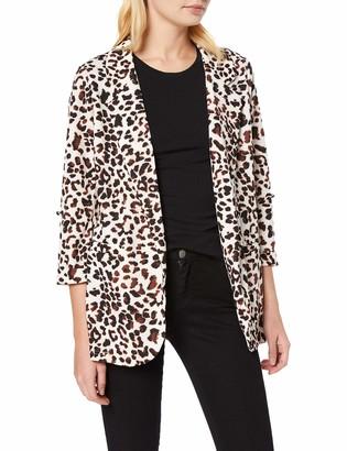 New Look Women's Liv Animal Suit Jacket