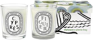 Diptyque Figuier and Cypress Set in | FWRD