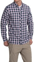 Craghoppers Humbleton Check Shirt - Roll-Up Long Sleeve (For Men)