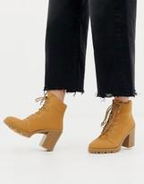 Asos Design DESIGN Riley hiker boots