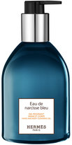 Hermes Eau de narcisse bleu Hand and Body Cleansing Gel, 10 oz.