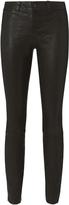 J Brand Skinny Leather Pants Black 26