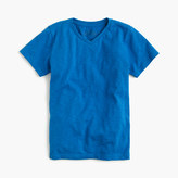 J.Crew Boys' slub V-neck T-shirt
