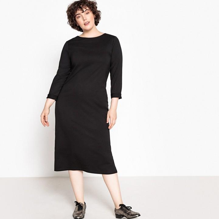 826da15e650 Plus Size Cotton Dresses With Sleeves - ShopStyle UK