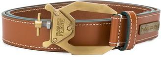 Gianfranco Ferré Pre Owned 1990s Adjustable Buckle Belt