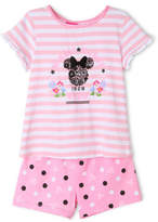 Disney NEW Minnie Sleepwear Set Pink