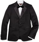Brooks Brothers One-Button Tuxedo Junior Jacket