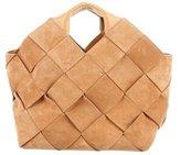 Loewe Small Woven Basket Bag