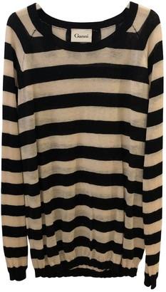 Ganni Black Wool Knitwear for Women