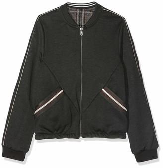 Ikks Junior Girl's Bombers Revesible Jacket