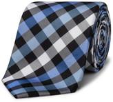 David Jones Check Tie