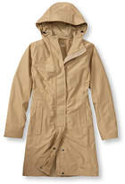 L.L. Bean H2OFF Raincoat, Mesh-Lined