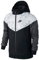 Nike 'Windrunner' Wind & Water Repellent Hooded Ripstop Jacket (Little Boys & Big Boys)