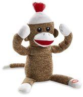 Baby Starters Soft Plush Peekaboo Sock Monkey Toy
