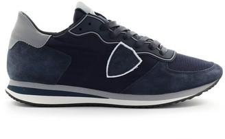 Philippe Model Trpx Mondial Blue Sneaker