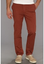 Lifetime Collective Standard Issue Chinos (Henna) - Apparel