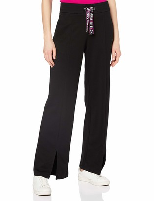 Armani Exchange Women's Wide & Ankle Cut Trouser