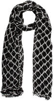 Thomas Wylde Sheer Silk Scarf w/ Tags