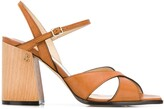 Jimmy Choo Joya 85mm sandals