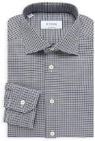 Eton Contemporary-Fit Print Dress Shirt