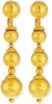 Jose & Maria Barrera 24K Gold-Plated Ball Drop Earrings