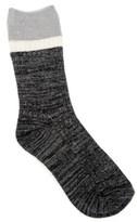 BearPaw Women's 1 Pack Super Soft Crew Socks
